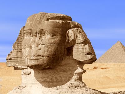 Sphinx visage