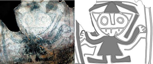 Le Dieu aux Batons-Caral-Supe 4250 ans