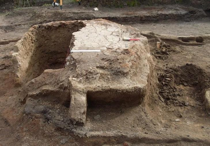 Swastika slatina neolithic settlement 5