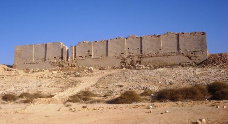 Taposiris magna osiris temple