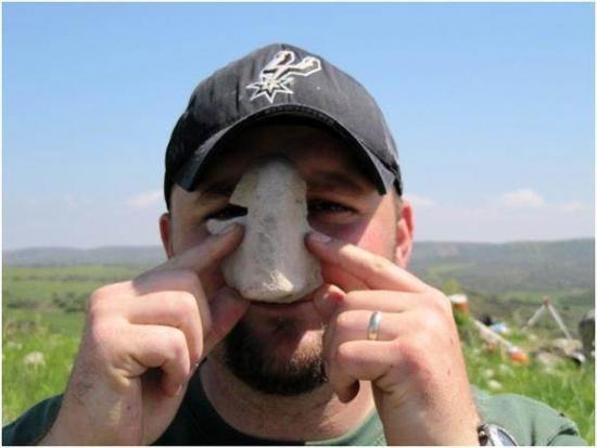 Templedebaal israel mask 10 2014c