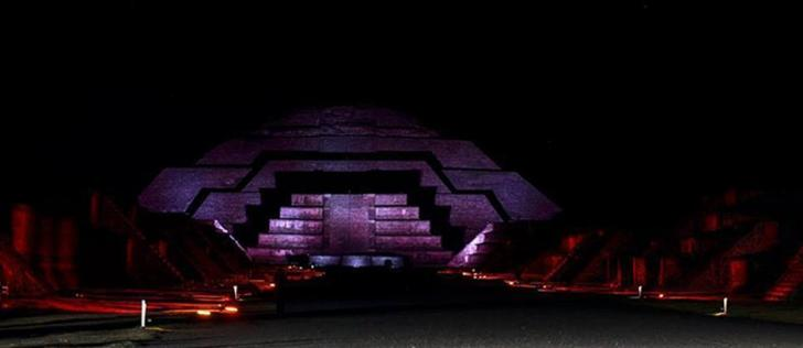 Teotihuacan spectacle