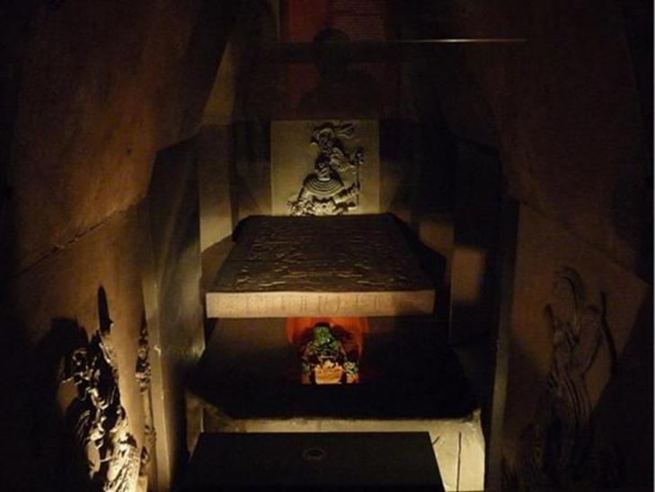 Tombe pacal palenque