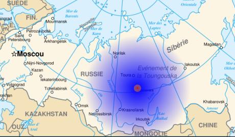 Tunguska map fr 1