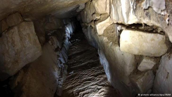 Tunnel palenque