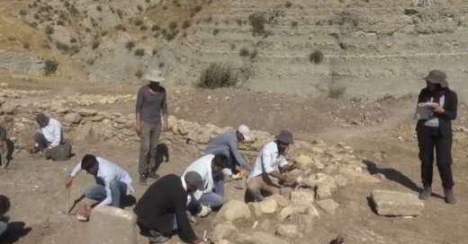 Turquie fouilles2019 11800ans mardin2