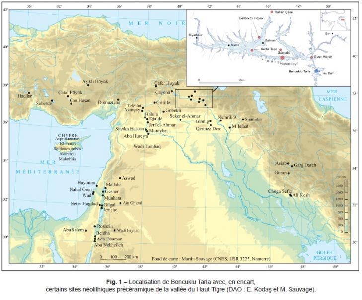 Turquie fouilles2019 fouilles