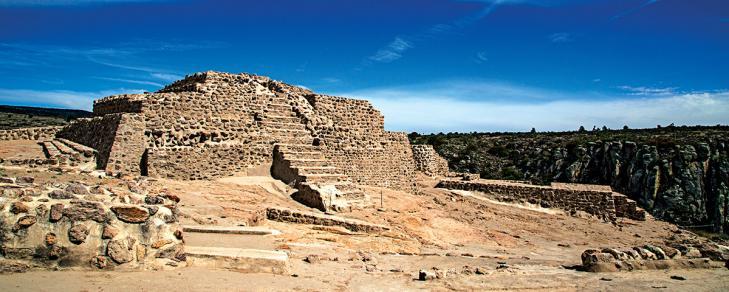 Zonas arqueologicas guanajuato coporo