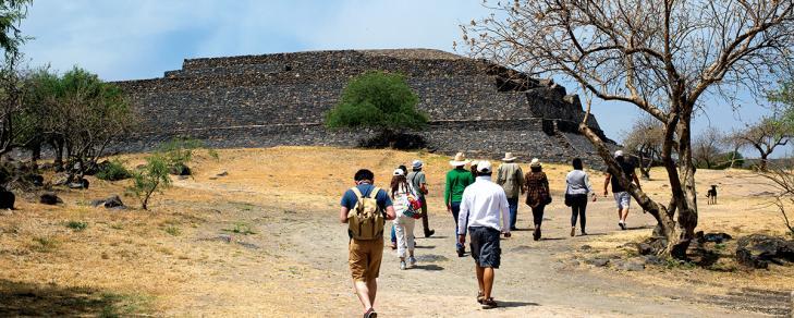 Zonas arqueologicas guanajuato peralta