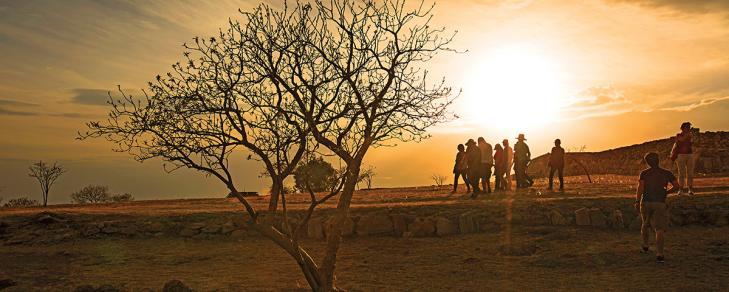 Zonas arqueologicas guanajuato plazuelas